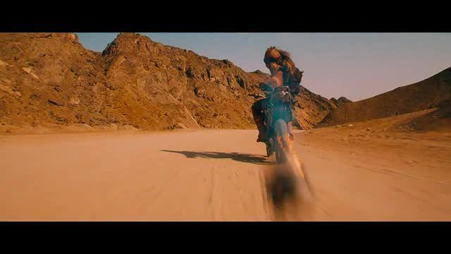 A Stunning Action Scene From 'Mad Max; Fury Road'