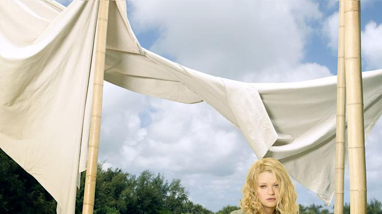 "Emilie de Ravin stars as Claire on ""Lost."""