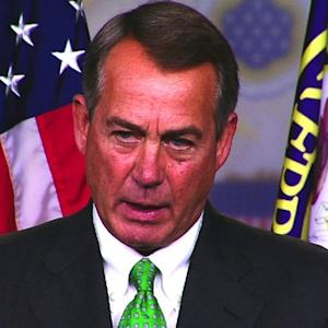 """John Boehner: """"Give the president what he is asking for"""" on ISIS"""