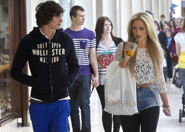 Harry Styles Emily Atack