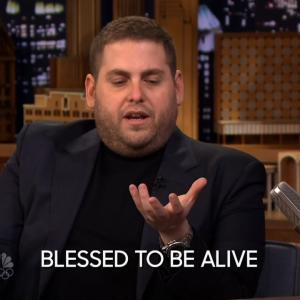 Jonah Hill's 'Emotional Interview' on 'The Tonight Show'