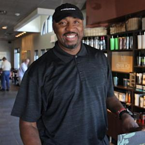 Mad Dash: Vin Baker's venti future with Starbucks