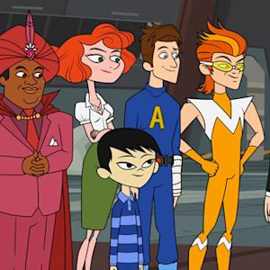 'The Awesomes' Cast Has Had Enough of Superheroes