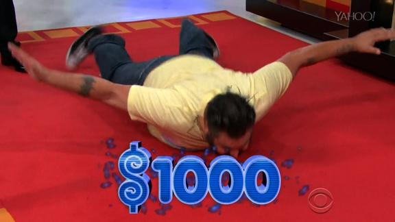 Unlikely Success Leads to Epic Celebration on 'Price is Right'