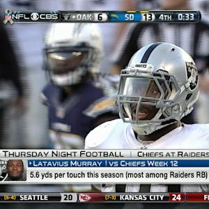 'NFL Fantasy Live': Oakland Raiders TNF preview