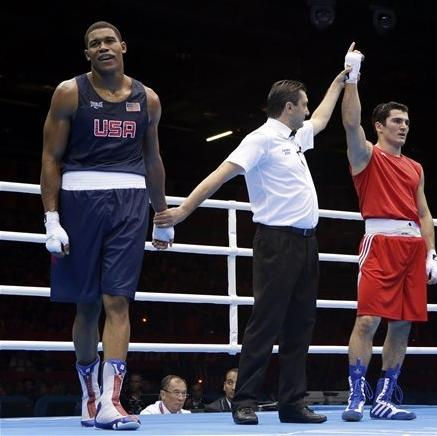 British boxers triumph on eventful Olympic night The Associated Press