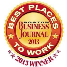 "Boston Business Journal Honors TriCore Solutions as a 2013 ""Best Places to Work"" Winner"
