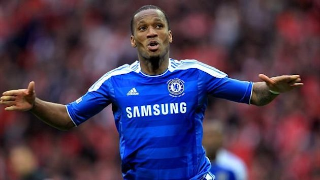 Arsenal boss Arsene Wenger is not interested in a move for Didier Drogba
