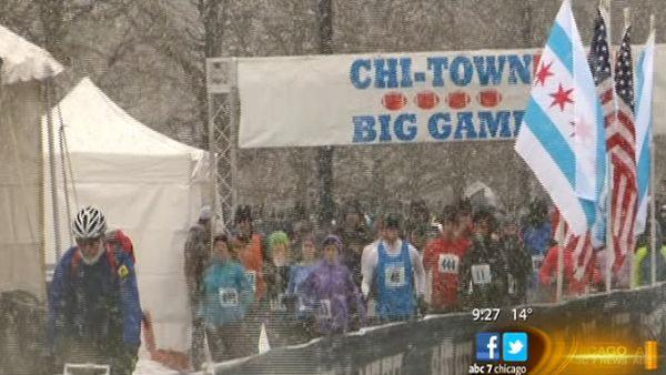 Chi-Town Big Game 5/10K race draws thousands