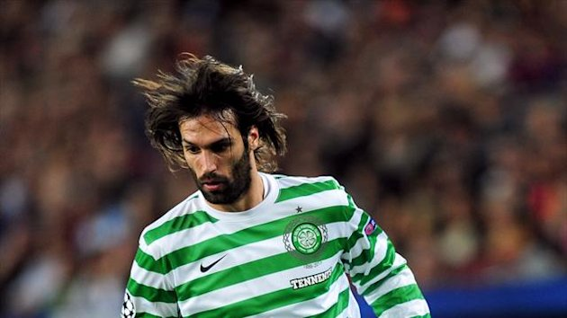 Georgios Samaras came off against Kilmarnock with an injury