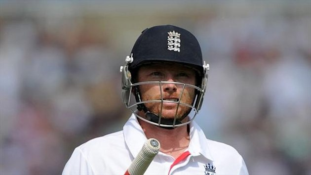 Ian Bell, pictured, is confident Matt Prior will be fit for the first Test