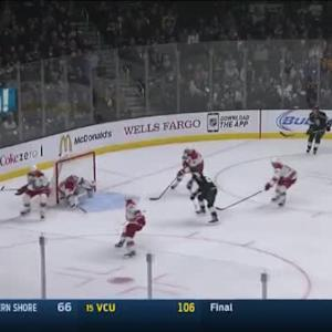 Jarret Stoll Goal on Cam Ward (07:53/1st)