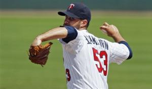 Blackburn sharp again for Twins in loss to Orioles