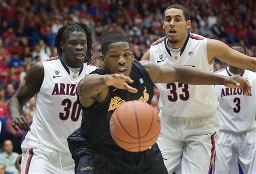 No. 10 Arizona crushes Long Beach State 94-72