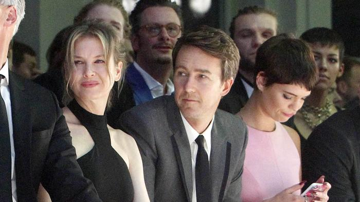 Edward Norton Renee Zellweger