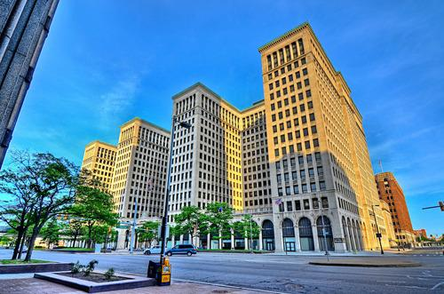 Iconic Detroit Building of the Week: Cadillac Place Building