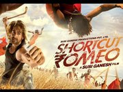 Neil Nitin Mukesh's long haired tapori look in SHORCUT ROMEO