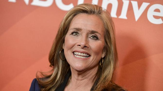 Meredith Vieira attends the NBC 2014 Summer TCA held at the Beverly Hotel on Sunday, July 13, 2014, in Beverly Hills, Calif. (Photo by Richard Shotwell/Invision/AP)