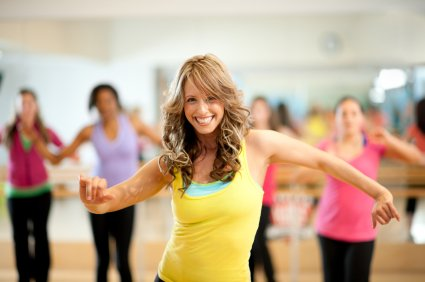 Salsa your way into fitness
