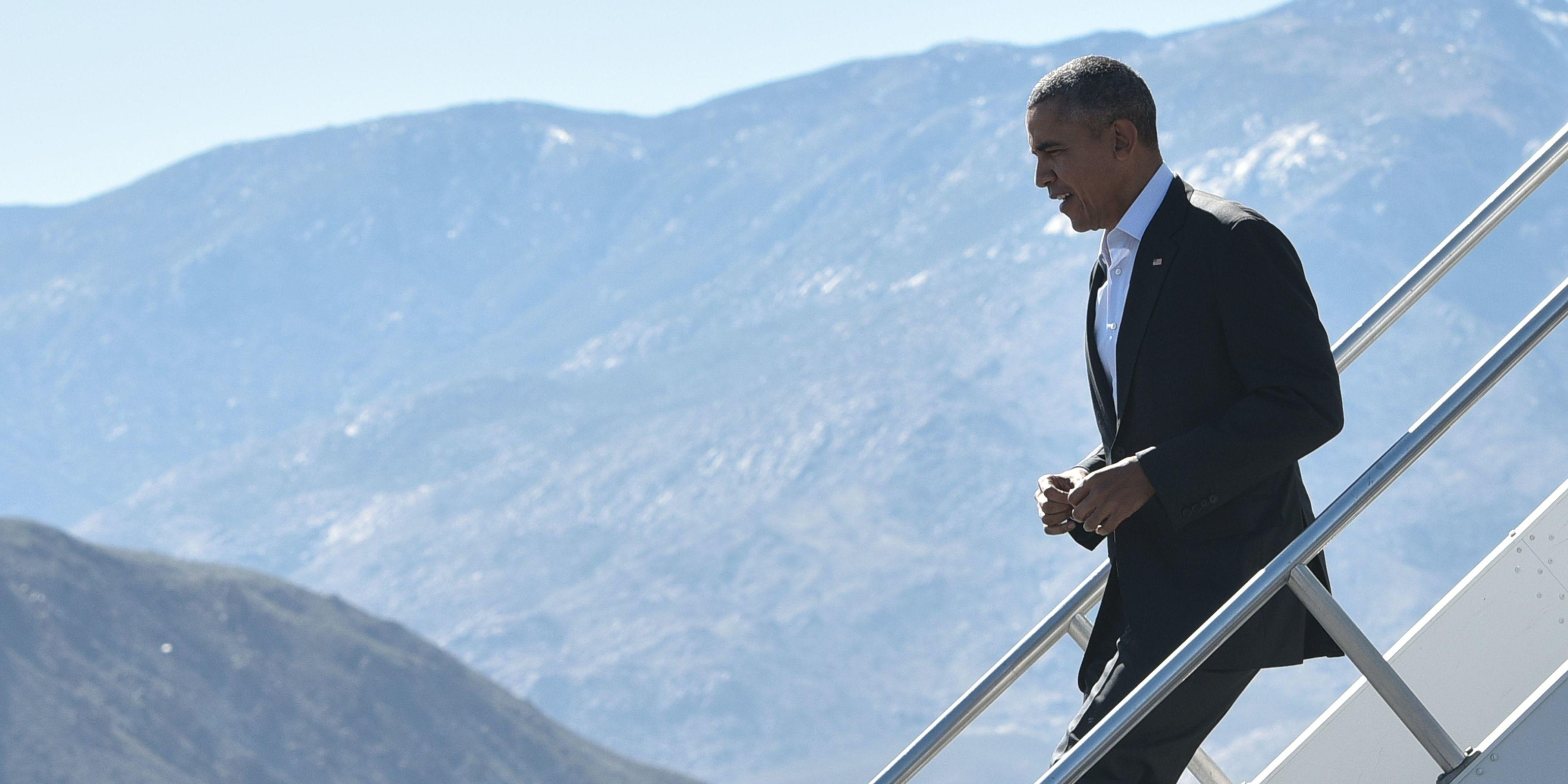 Here's What Barack Obama Is Doing Right After He Leaves the White House