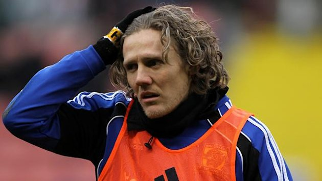 2011 Hull City Jimmy Bullard