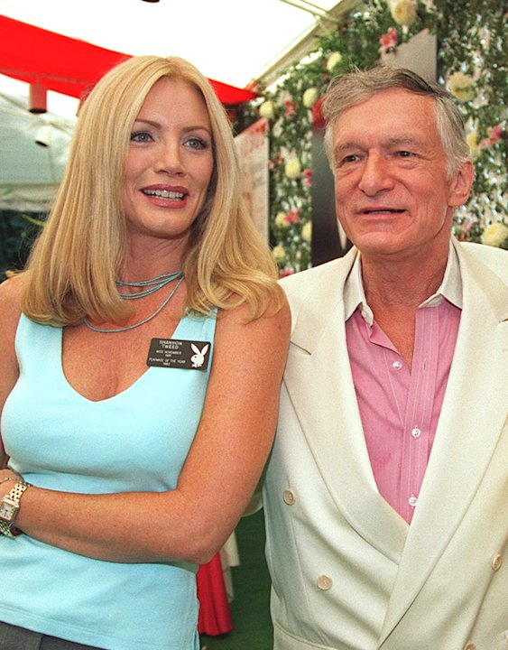 Hugh Hefner, Shannon Tweed