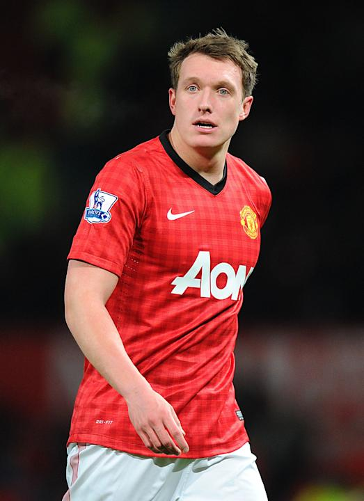 Soccer - Phil Jones File Photo
