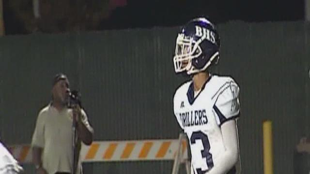 Hayes suspended by Kern High School District