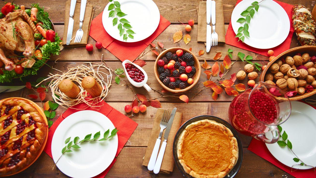 Nine Thanksgiving Dinners to Feast On