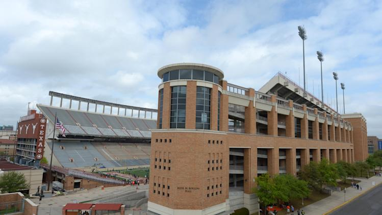 NCAA Football: Darrell K. Royal Texas Memorial Stadium Views