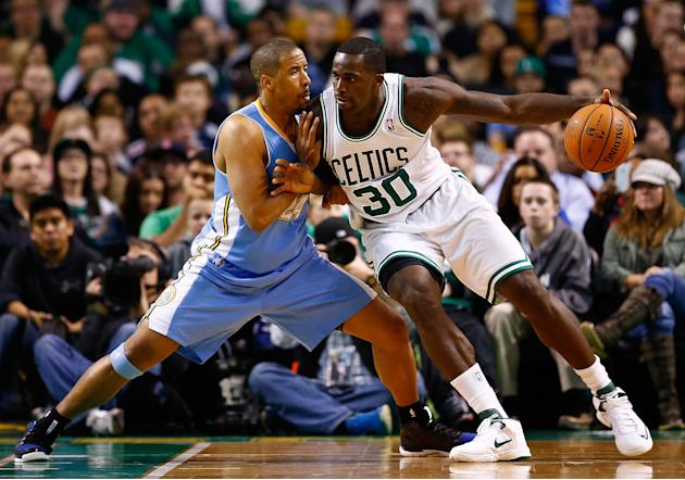 Denver Nuggets v Boston Celtics