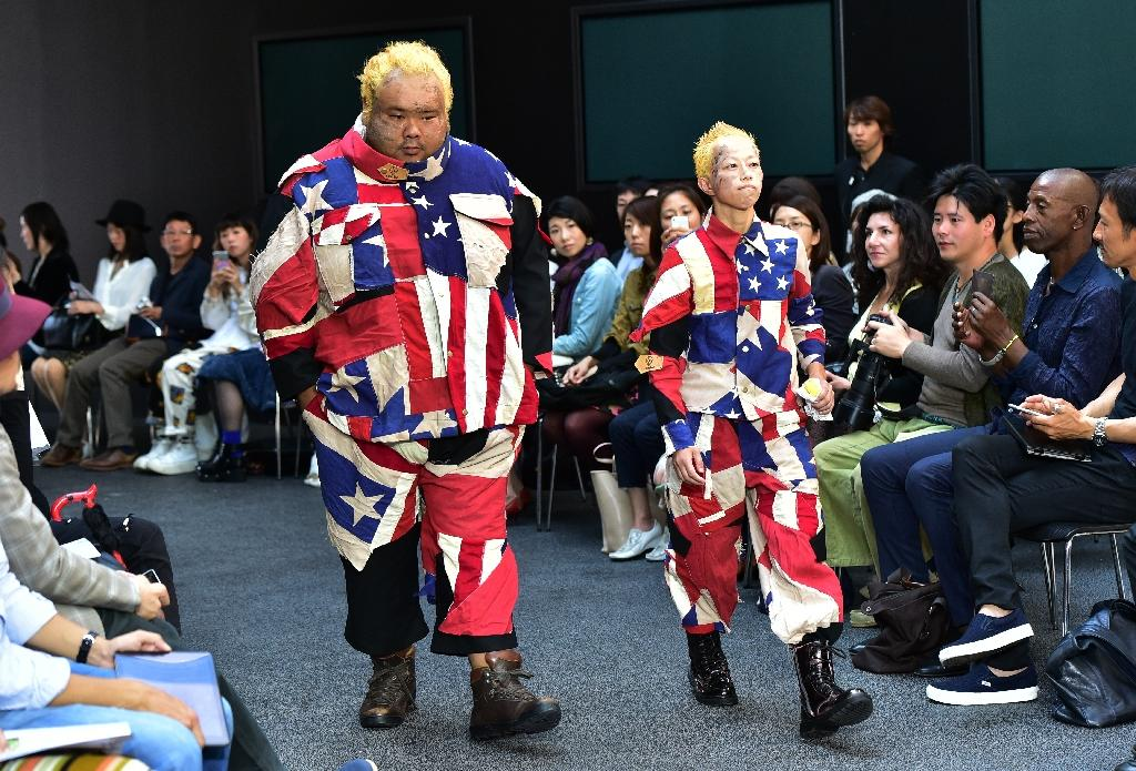 Tokyo fashion: A-bombs and equality on the runway