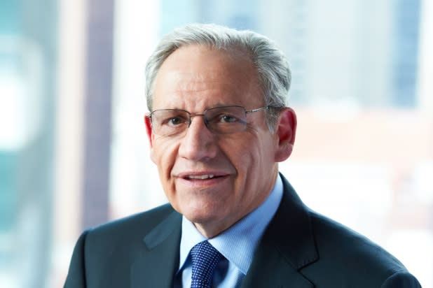 Bob Woodward Is 'Surprised' at Staying Power of '-Gate' Suffix After Nixon Scandal