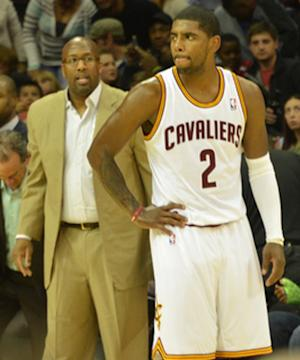 ESPN's Chad Ford: Kyrie Irving 'Wants Out' of Cleveland