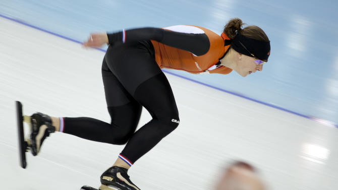 Skaters hope super suits give them golden edge