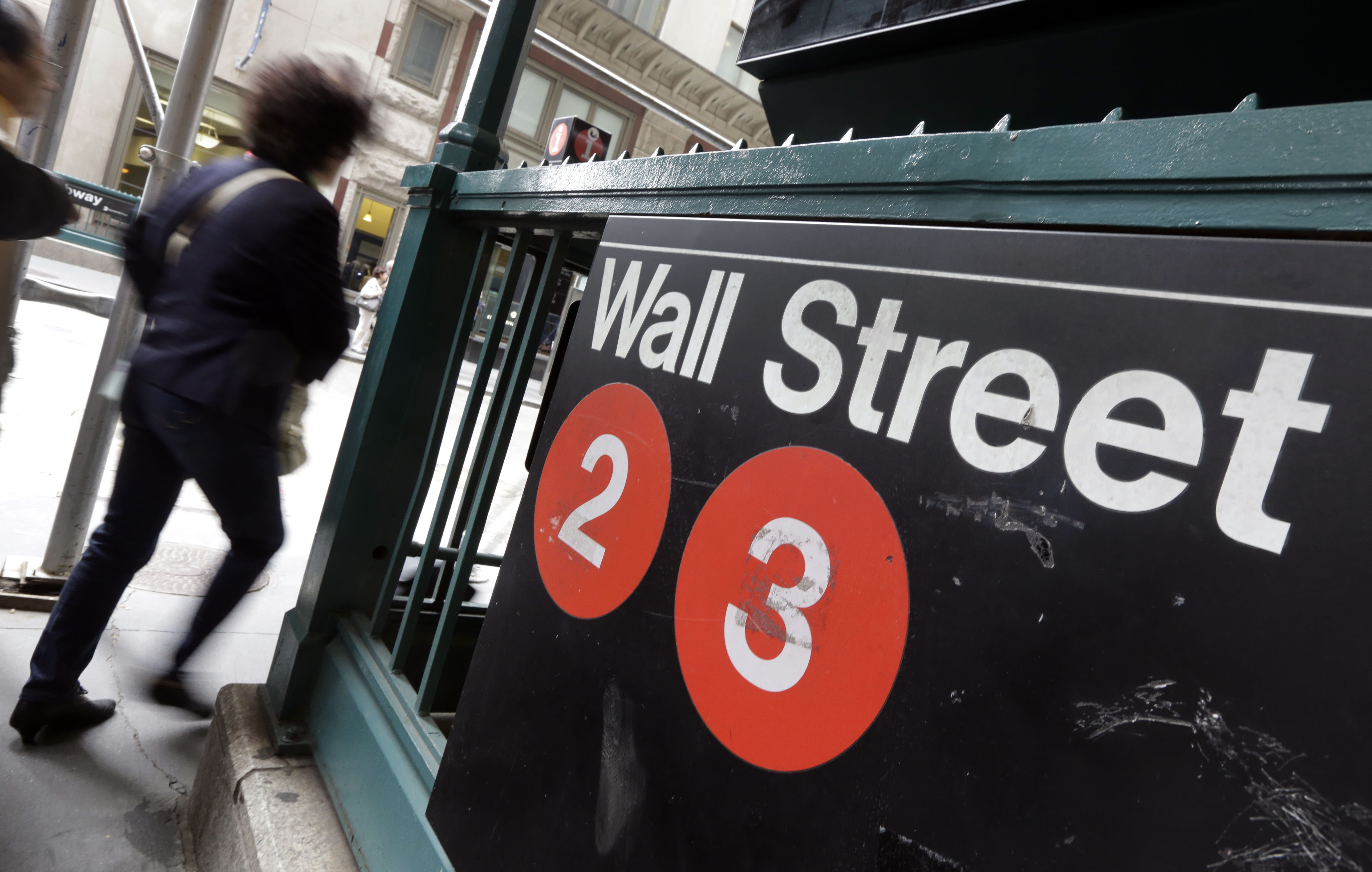 US stocks slightly lower a day after big jump