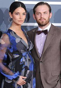 Caleb Followill, Lily Aldridge | Photo Credits: Jon Kopaloff/FilmMagic