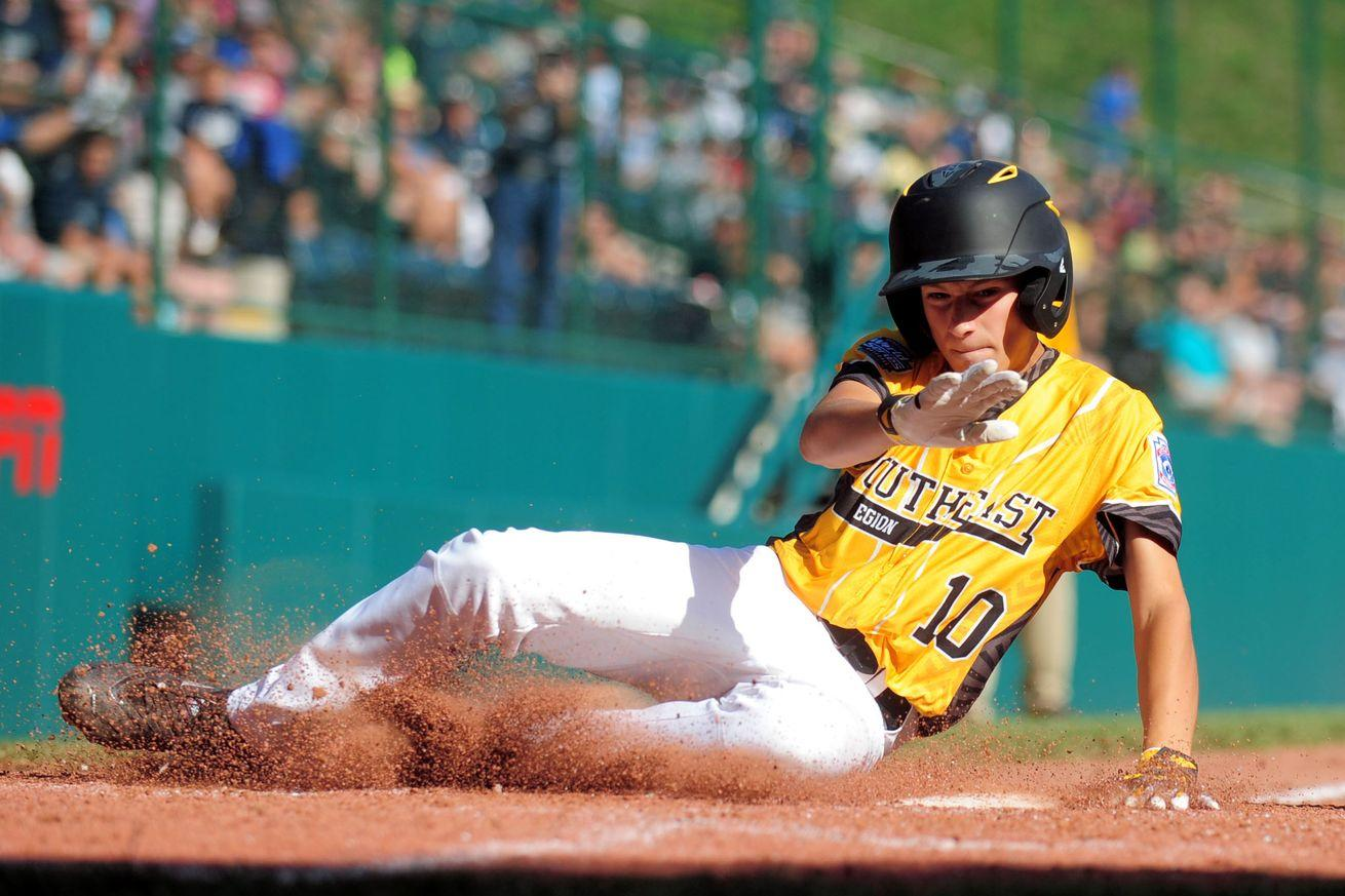 Little League World Series 2016: Times, TV schedule, online streaming for Thursday