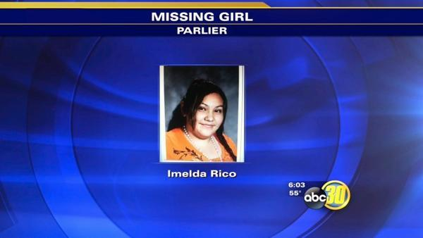 Parlier PD asking for your help to find missing girl