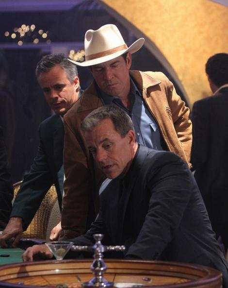 'Vegas' recap: The Chicago mob pays a visit in 'All that Glitters'