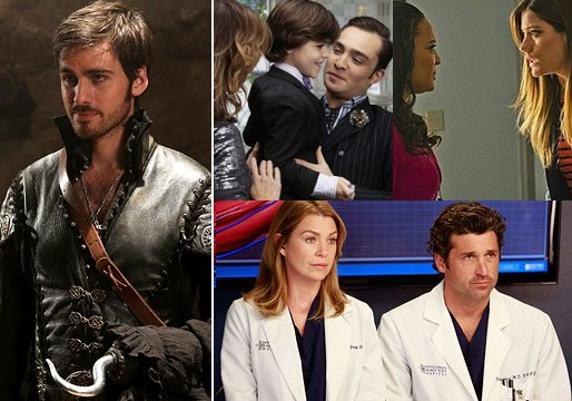 New Spoiler Alert! Dissects the Homeland, Dexter and Gossip Finales, Sizes Up New Grey&#39;s Cast! Plus: Once Upon a Time&#39;s Hook Is In For a Shock