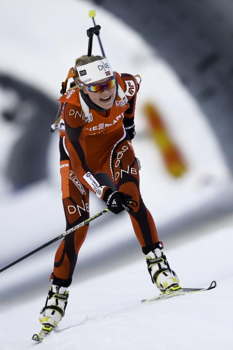 FIS Nordic World Cup - Biathlon - Women's Relay