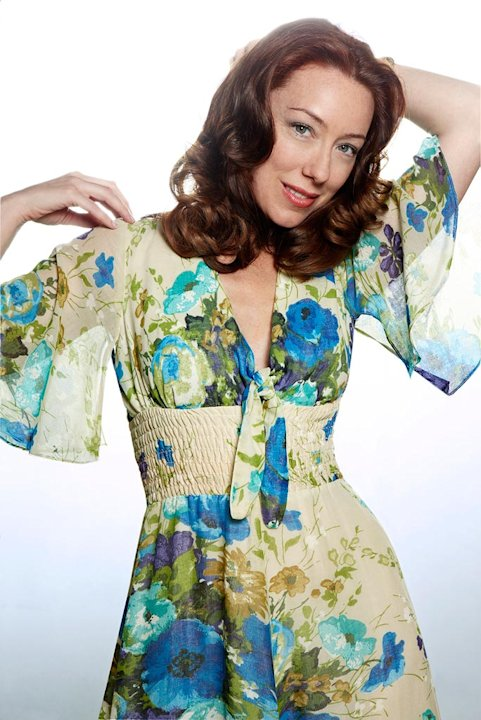 Molly Parker stars as Susan Miller in Swingtown.