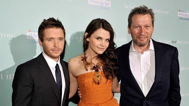 He's Just Not That Into You LA premiere 2009 Kevin Connolly Ginnifer Goodwin Ken Kwapis