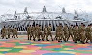 Olympics: More Troops Could Go On Standby