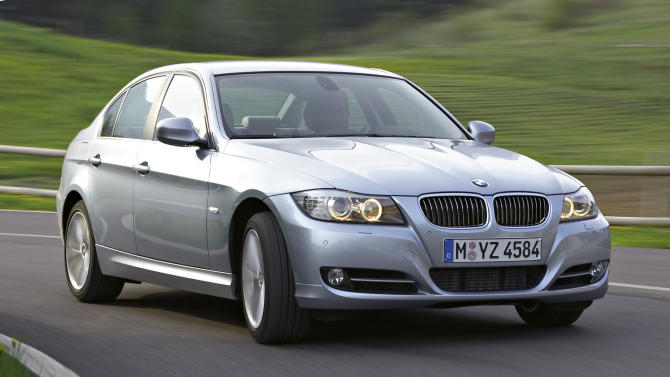 BMW recalls nearly 570,000 cars to fix cables