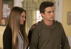 Daren Kagasoff and Shailene Woodley | Photo Credits: ABC Family