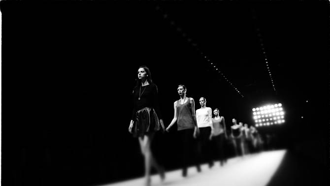 BESTPIX - An Alternative View Of The Mercedes-Benz Fashion Week Autumn/Winter 2013/14