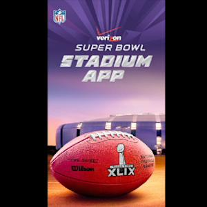 In-stadium Super Bowl app