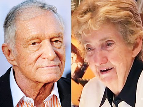 Hugh Hefner Is &quot;Devastated&quot; Over Longtime Secretary Mary O&#39;Connor&#39;s Death